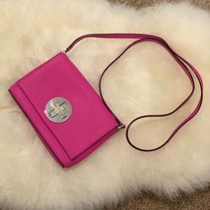 Kate Spade Pink Mini Crossbody Bag